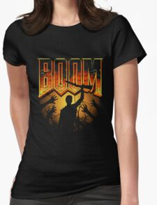 Boomstick Womens Fitted T-Shirt