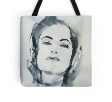 02 Scream Pout sumie Tote Bag