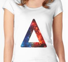 bastille Women's Fitted Scoop T-Shirt