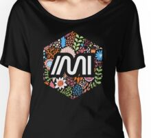 Floral IMI Women's Relaxed Fit T-Shirt