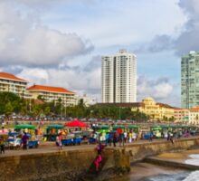 Galle Face, Colombo Sticker