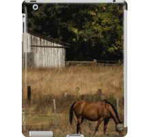Grazing at Home iPad Case/Skin