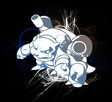 Blastoise Revolution  by LightningD
