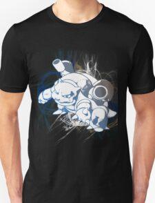 Blastoise Revolution  T-Shirt