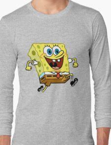Sponge Bob Long Sleeve T-Shirt