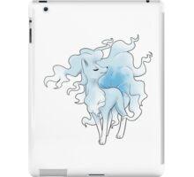 Ninetales (Ice/Fairy) iPad Case/Skin