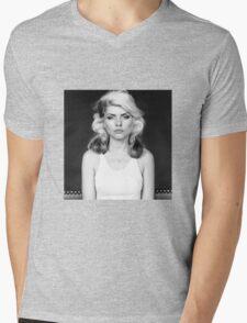 Sexy blondie Mens V-Neck T-Shirt