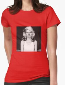 Sexy blondie Womens Fitted T-Shirt