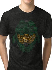 Master Chef Typographic Tri-blend T-Shirt