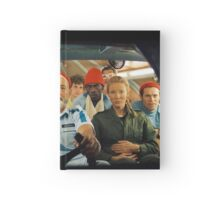 Life aquatic Hardcover Journal