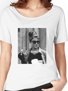 Breakfast at Tiffany's Women's Relaxed Fit T-Shirt