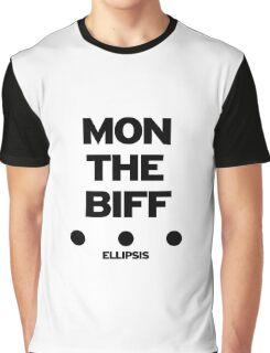 Biffy Clyro - Mon The Biff Graphic T-Shirt