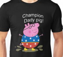 Champion Daddy  Unisex T-Shirt