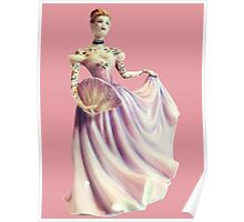 Tattoo Doll - Porcelain Lady Poster