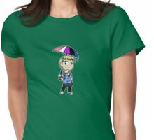 RAIN - Chibi Ky 2 Womens Fitted T-Shirt