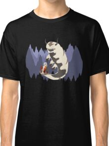 Avatar - Aang and Appa Classic T-Shirt