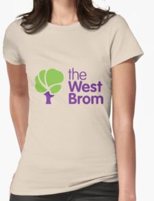 West Born Womens Fitted T-Shirt