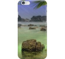 Rain of paradise 01 iPhone Case/Skin