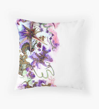 SEAnonymous  Throw Pillow