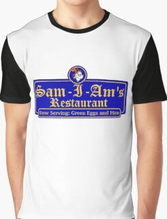 sam i am Graphic T-Shirt