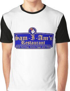 sam i am Graphic T-Shirt