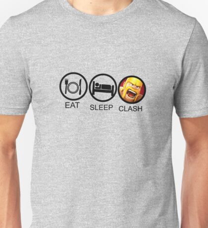 Eat Sleep Unisex T-Shirt