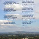 Bredon Hill - the view and the poem. by Philip Mitchell