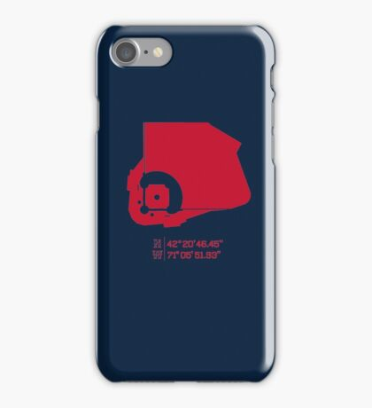 Fenway Park - Find Your Way Home iPhone Case/Skin