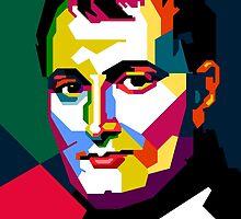 "WPAP - ""Napoleon Bonaparte"" by hwart"