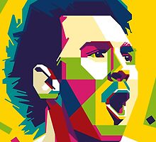 "WPAP - ""Lionel Messi"" by hwart"