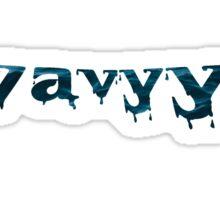wavvvy Sticker