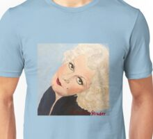 Harlow, Head Tilt Unisex T-Shirt