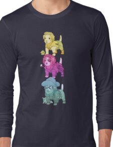 KURT RUSSELL TERRIER Long Sleeve T-Shirt