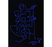 After Picasso - Dos Photographic Print