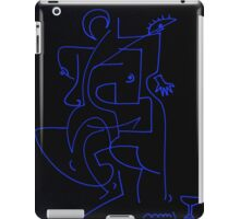 After Picasso - Dos iPad Case/Skin