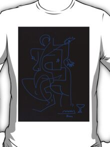 After Picasso - Dos T-Shirt
