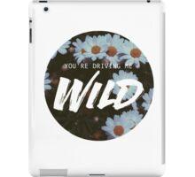 You're Driving Me Wild - Troye Sivan  iPad Case/Skin