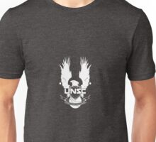 UNSC Infinite Gaming Space Command - White Unisex T-Shirt
