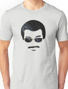 Neil deGrasse Tyson - A Man of the Galaxy Unisex T-Shirt