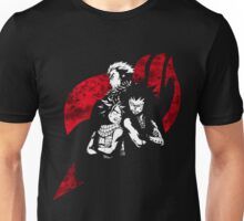 White Dragon Slayer Unisex T-Shirt