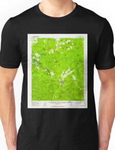 USGS TOPO Map Arizona AZ McNary 314795 1961 62500 Unisex T-Shirt