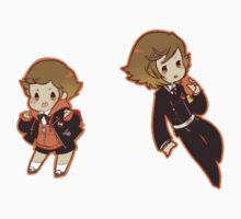 Persona 3 Ken Amada by toifshi