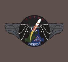 AFSPC-4 Program Logo One Piece - Short Sleeve