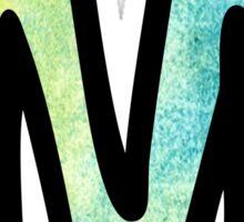 Letter M Sticker