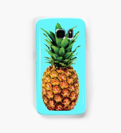 Poly Pineapple Samsung Galaxy Case/Skin