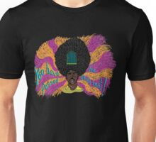 Rudy - The Mighty Boosh - Rudi van DiSarzio - Psychedelic Monk Unisex T-Shirt