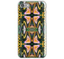 Snake Eye Star Flower iPhone Case/Skin