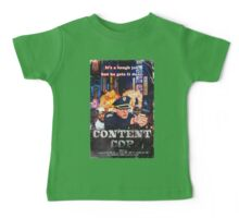 Content Cop - The Movie Baby Tee