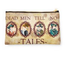 Dead Men Tell No Tales Studio Pouch