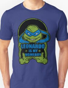 Leo is my Homeboy T-Shirt
